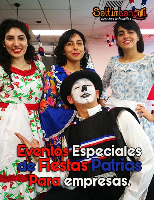Especial Fiestas Patrias